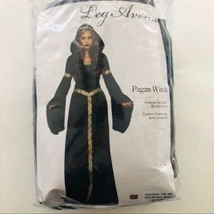 Leg avenue ( pagan witch ) costume ( medium )
